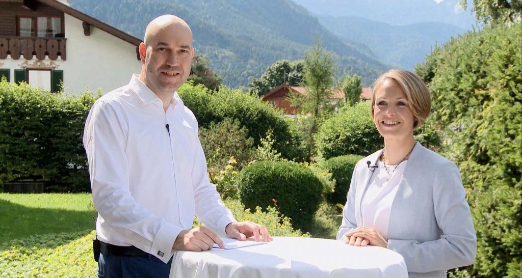 Interview mit Magdalena Neuner