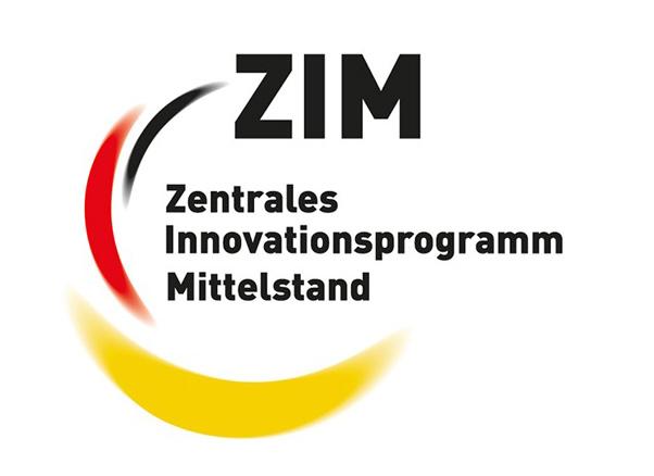 Logo ZIM – Zentrales Innovationsprogramm Mittelstand